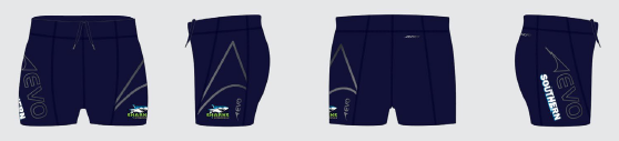 3. Womens Compression Shorts